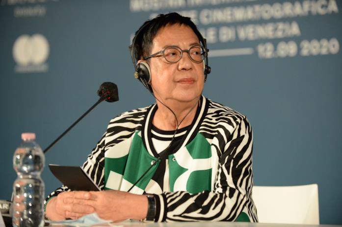 Ann Hui alla conferenza stampa di presentazione di Love After Love