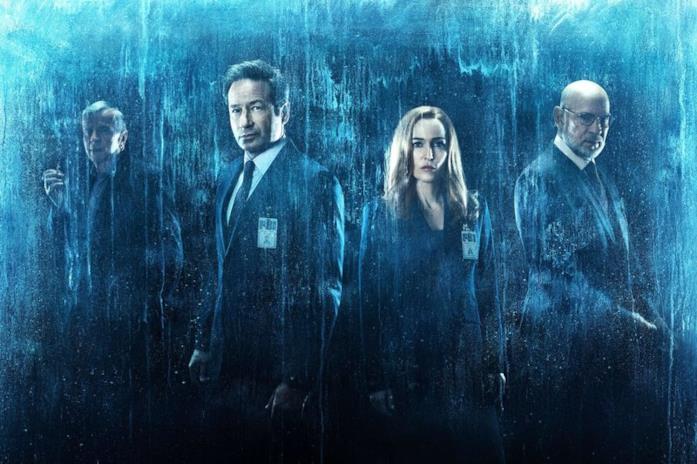 X-Files 11, immagine promozionale