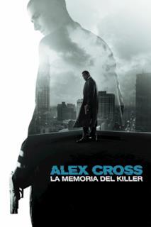Poster Alex Cross - La memoria del killer
