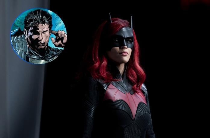 Batwoman (Ruby Rose) e Bruce Wayne (dagli albi DC Comics)