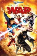 Poster Justice League: War