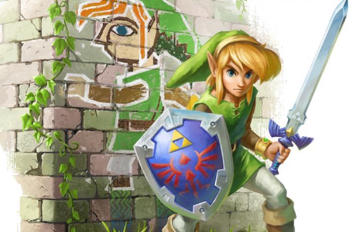 Link nella saga di The Legend of Zelda