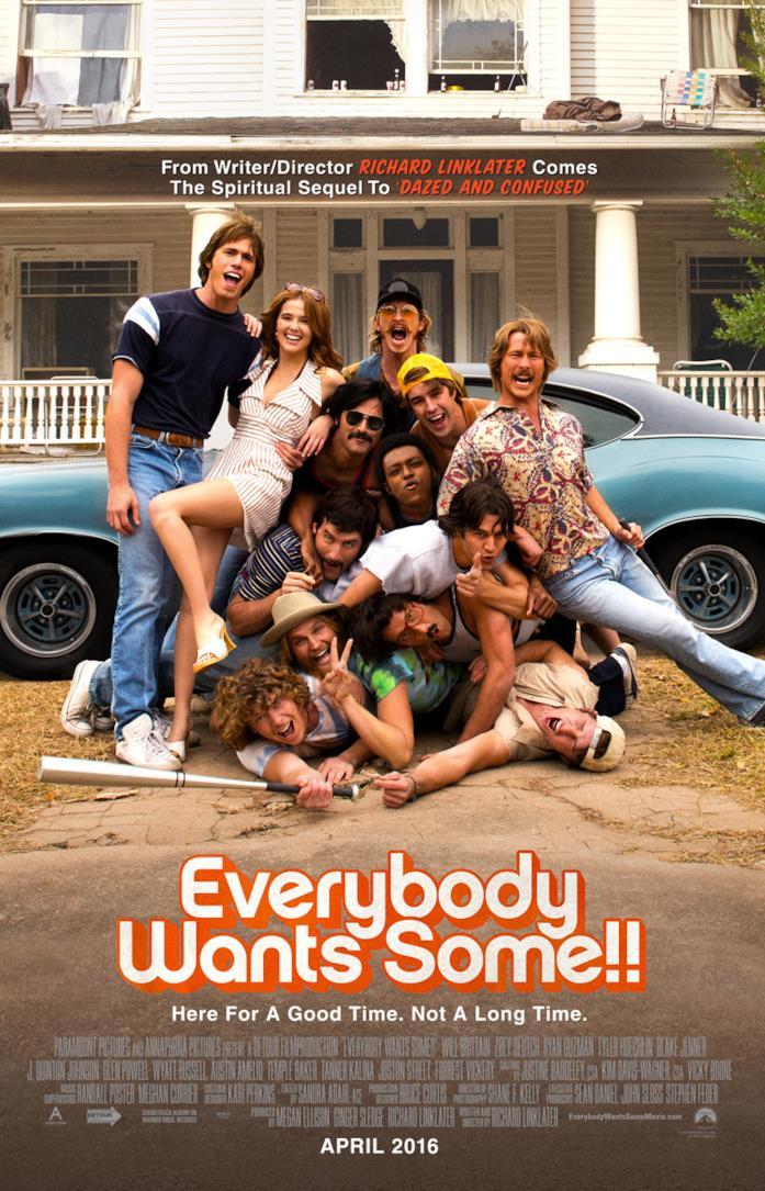 Ecco la recensione di Everybody Wants Something!!