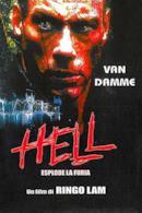 Poster Hell - Esplode la furia