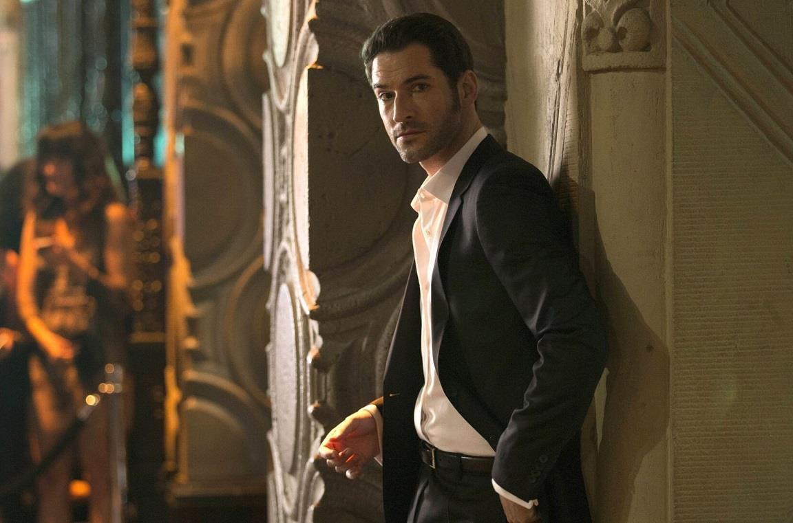 Tom Ellis in Lucifer