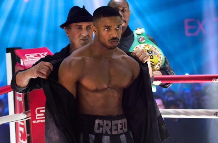 Un'immagine di Creed 2