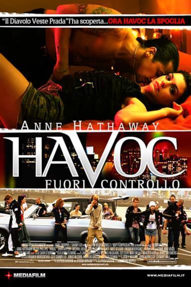 Poster Havoc - Fuori controllo