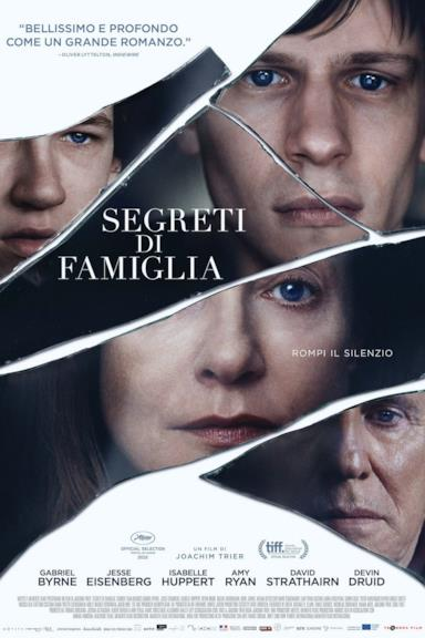 Poster Segreti di famiglia