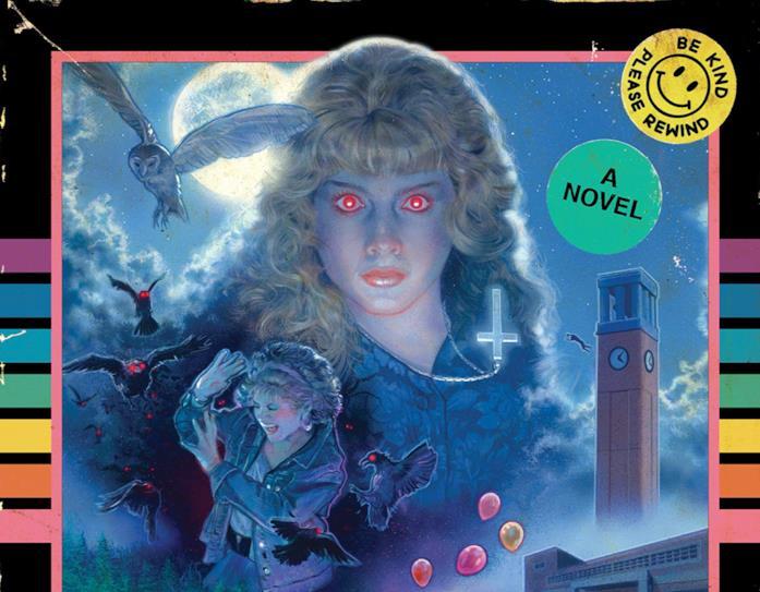 Un dettaglio della copertina del libro My Best Friend's Exorcism
