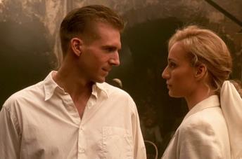 Ralph Fiennes e Kristin Scott Thomas