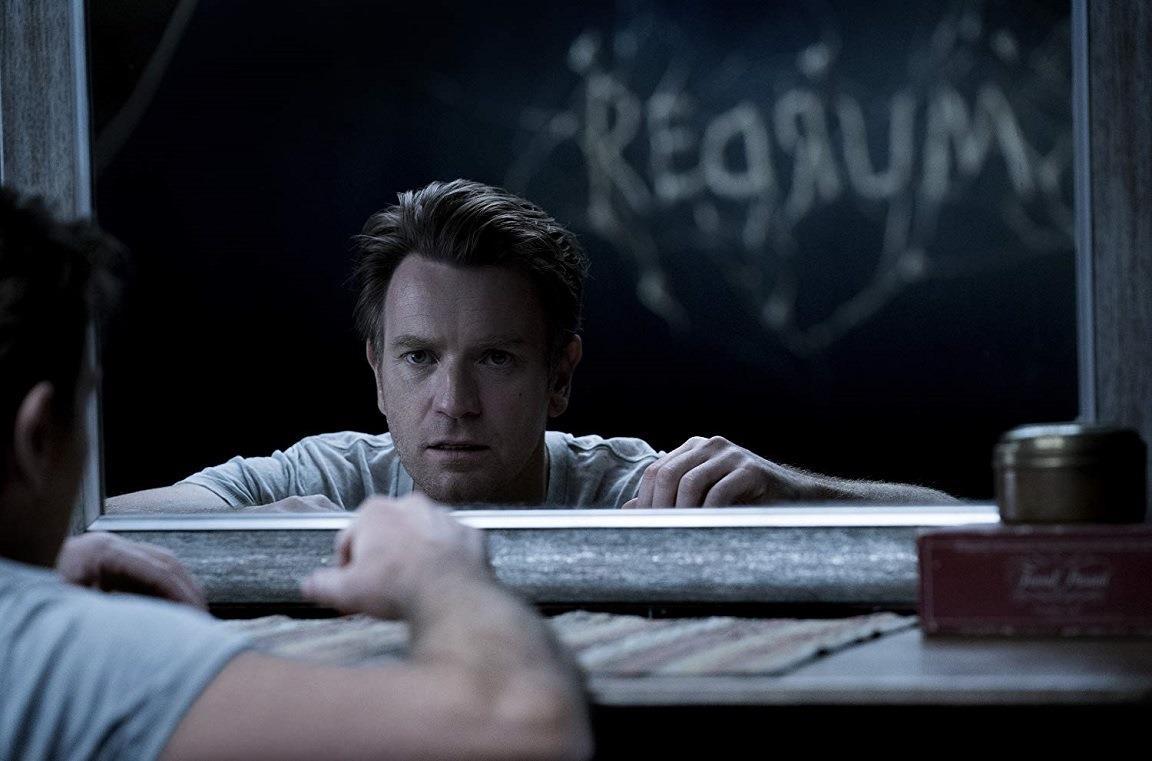 Ewan McGregor in una scena del film Doctor Sleep