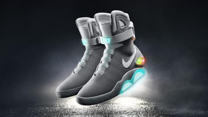 Immagine stampa delle Nike Mag