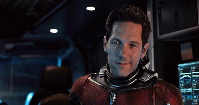 Paul Rudd è Scott in Ant-man