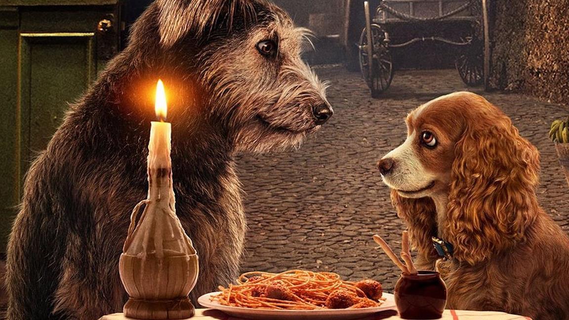 Lilli e il Vagabondo, il nuovo trailer ufficiale del film Disney