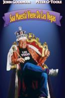 Poster Sua maestà viene da Las Vegas
