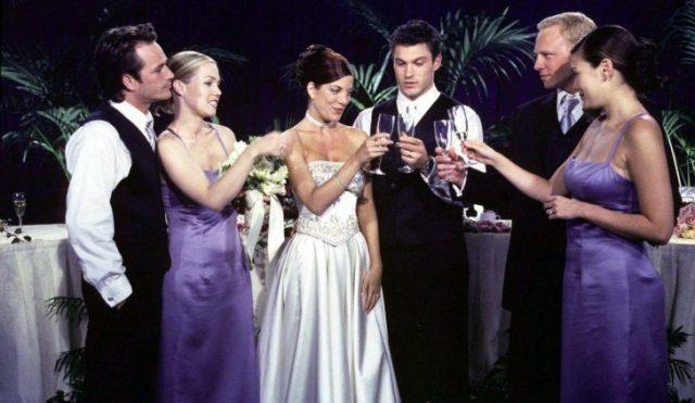 Matrimonio di Donna e David