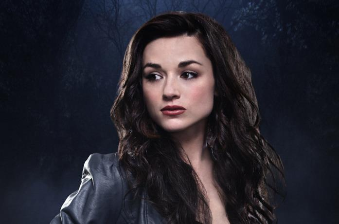 Crystal Reed nei panni di Allison Argent