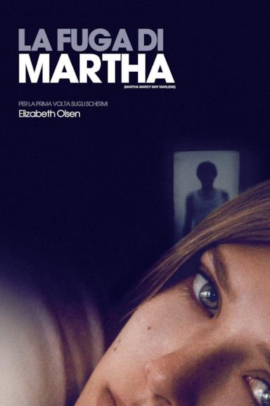 Poster La fuga di Martha