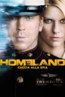 Poster Homeland - Caccia alla spia