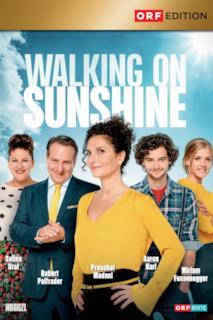Poster Walking on Sunshine