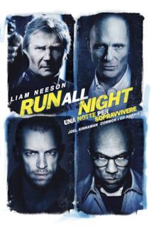 Poster Run All Night - Una notte per sopravvivere