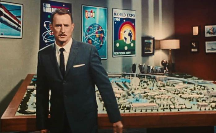 La sequenza con Howard Stark in Iron Man 2