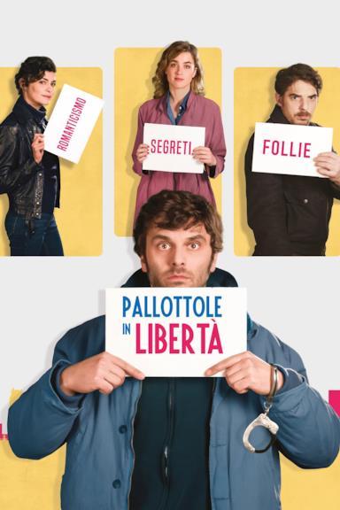 Poster Pallottole in libertà