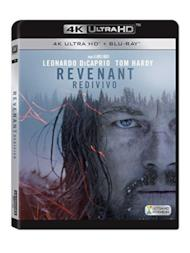 Revenant - Redivivo (Blu-Ray 4K UltraHD + Blu-Ray)
