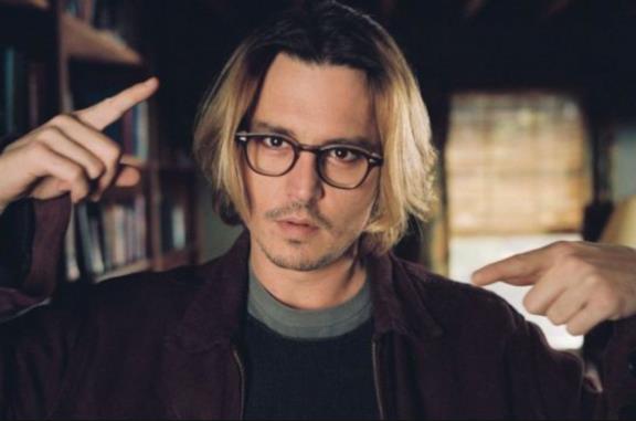 Johnny Depp in Secret Window