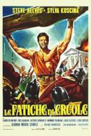 Poster Le fatiche di Ercole