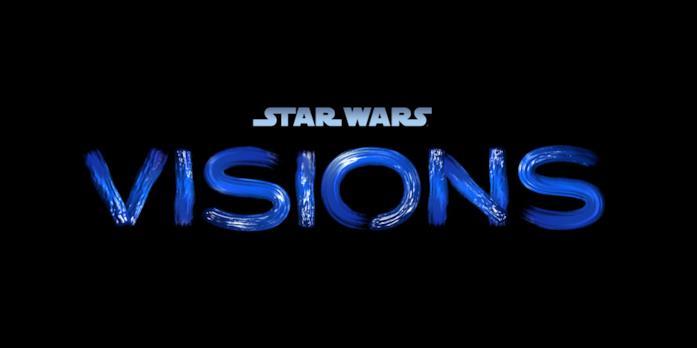 Il logo di Star Wars: Visions