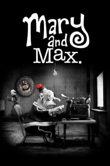 Poster Mary and Max