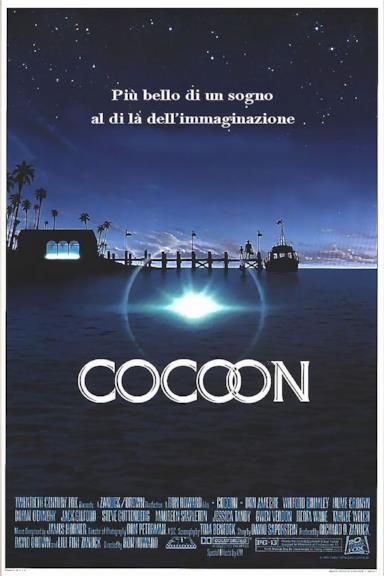 Poster Cocoon - L'energia dell'universo