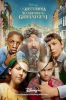 Poster La misteriosa accademia dei giovani geni