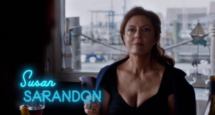 Susan Sarandon nel cast di Jesus Rolls - Quintana è tornato