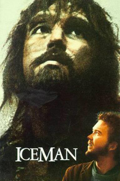 Poster L'uomo dei ghiacci