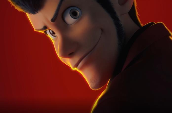 Lupin III in 3D