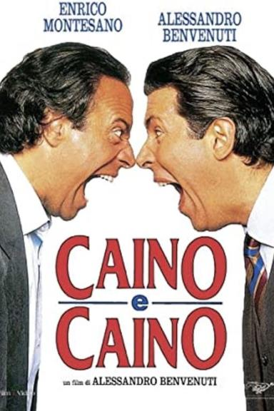 Poster Caino e Caino