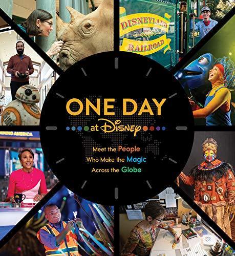 One Day at Disney  - Libro