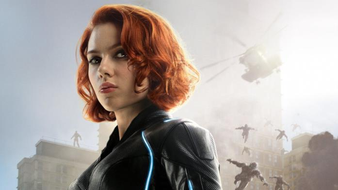 Vedova Nera in Avengers: Age of Ultron