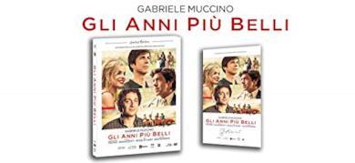 Cofanetto DVD e Blu-ray, edizione combo, de Gli Anni Più Belli