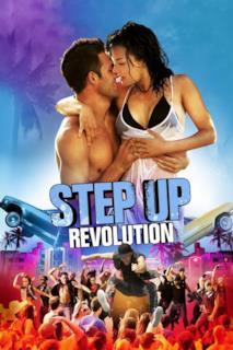 Poster Step Up 4 Revolution 3D