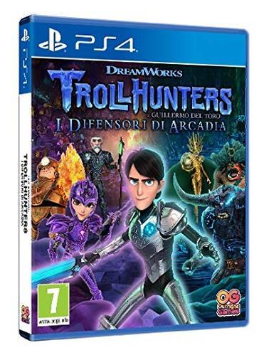 Trollhunters I Difensori Di Arcadia - PlayStation 4