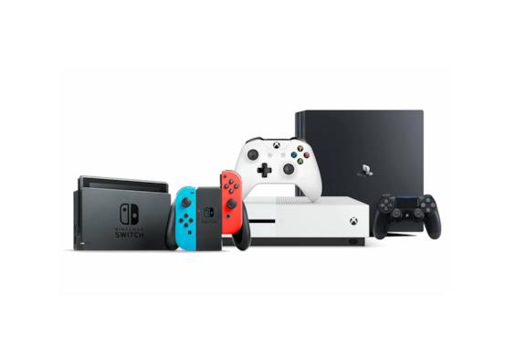 PS4, Xbox One e Nintendo Switch in offerta su Amazon