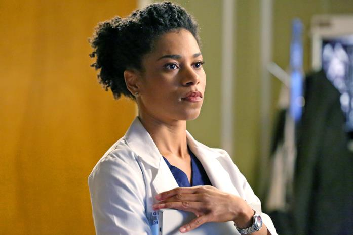 Maggie Pierce nella serie tv Grey's Anatomy