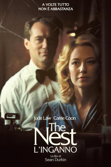Poster The Nest - L'inganno