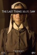 Poster The Last Thing Mary Saw