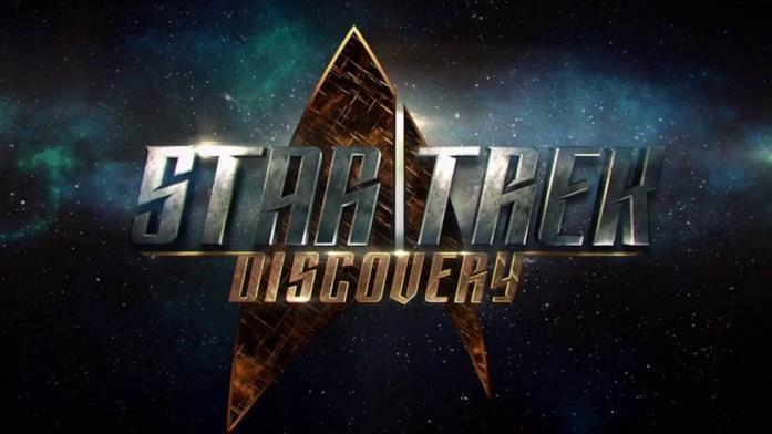 Il poster della nuova serie targata CBS Star Trek Discovery
