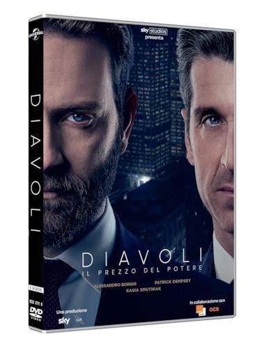 La prima stagione di Diavoli in DVD