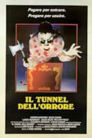 Poster Il tunnel dell'orrore